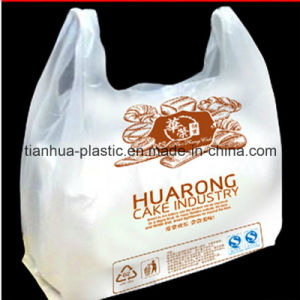 LDPE Plastic Shopping Bag on Roll