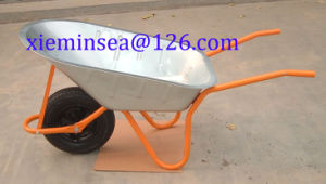 90L Wheelbarrow Wb6422 pictures & photos