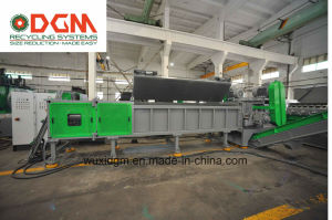 Dgr800 Pipe Profile Shredders Size Reduction
