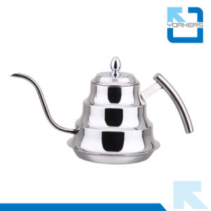 Bamboo Shape Stainless Steel Water and Tea Kettle pictures & photos