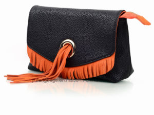 New Design Fashion Elegant Ladies Cosmetic Bag, Handbag, Lady Bag, Promotion Bag, Gift Bags pictures & photos