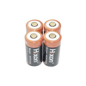 China Hixon 16340 Li Ion Battery For Arlo HD Camera VMC3030 700mAh