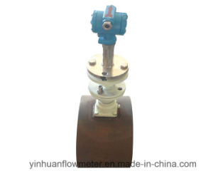 Za Intelligent Converter Plug-in Type Electromagnetic Flowmeter (With pressure mounting type) pictures & photos