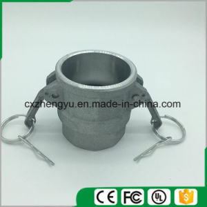 Aluminum Camlock Couplings/Quick Couplings (Type-D)