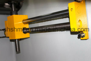 3mm Hydraulic Metal Plate Bending Machine pictures & photos