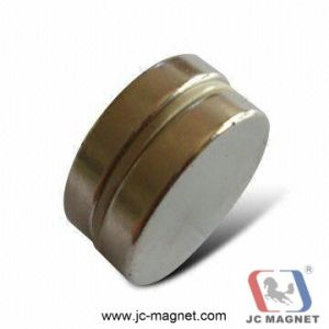 Powerful Industrial Cylinder NdFeB Magnets pictures & photos