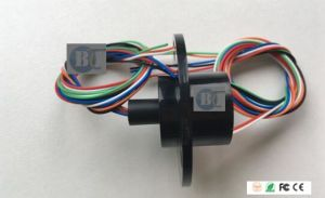 Reliable Capsule Slip Ring 2~36 Circuits, Od22mm, 20 Years Manufacturer, pictures & photos