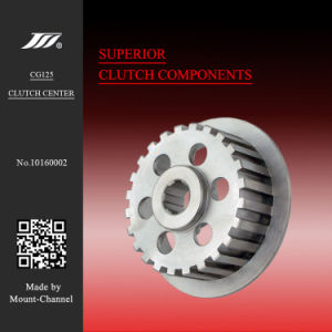 Cg125 6 Columns 8 Slots Motorcycle Clutch Center for Honda