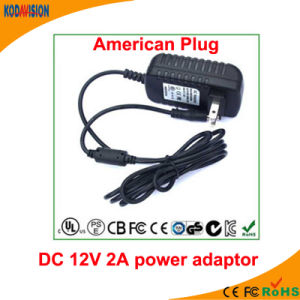 AC/DC Adapter 12V 2A Switching Power Supply Adaptor pictures & photos