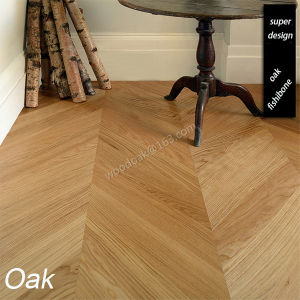 Fishbone Oak Wood Parquet