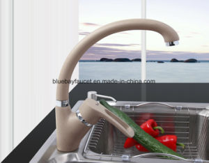 Modern Style Multicolor Spray Painting Kitchen Faucet Cold and Hot Water Mixer Tap pictures & photos