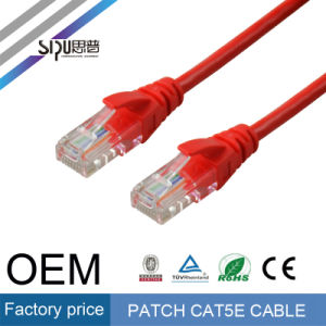 Sipu Copper Cat5e UTP Patch Cord Cat5 Cable for Network