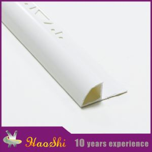 Wonderful White Tile PVC Trim Ceramic Edge