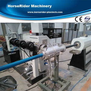 PE Conduit Pipe Making Machine pictures & photos