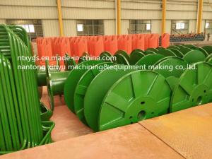 Factory Outlet Placing Spools of Steel pictures & photos