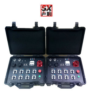 8 Channel 19pin Socapex Motor Control Equipment