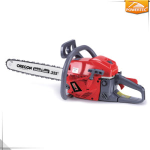 Powertec 3.1HP 58cc Chainsaw Petrol pictures & photos
