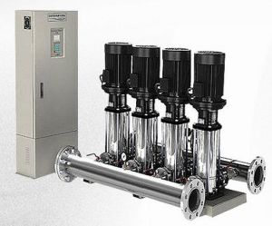Variable Freq Constant Pressure Water Supply System