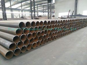 ASTM A53 A106 Grade B Black Seamless Carbon Steel Pipe pictures & photos