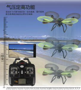 Control System Phone Display Professional RC Drone with WiFi Camera