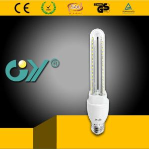 New Energy-Saving LED 6W U-Type Light Bulb with Ce