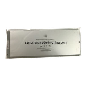 "New Battery for Apple MacBook 13"" A1185 A1181 Ma561 Ma566 55W White"