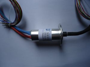 220 Circuits Signal and Power Compatible Customized Slip Ring in Flexible Solution pictures & photos
