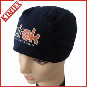 Cotton Fabric Printed Working Welder Hat Beanie pictures & photos