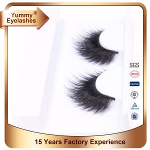 New Natural Silk 3D Lashes False Magnetic Eyelashes pictures & photos