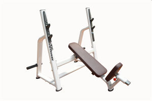 Fitness Equipment / Gym Equipment / Olympic Incline Bench (SM38) pictures & photos