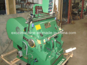 Corrugated Paper Die Cutter Machine Ml-930 pictures & photos