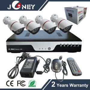 4 Channel Ahd DVR Kits 960p Waterproof IR HD-Ahd Camera System pictures & photos