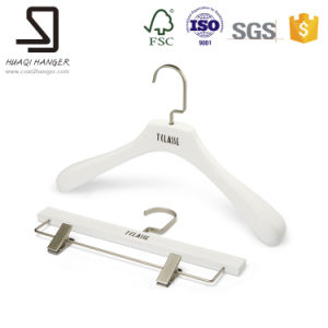 Wooden Clothes Hanger for Women, Pants Hanger pictures & photos