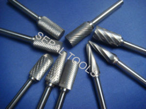 Tungsten Carbide Grinding Burr Dental Rotary File pictures & photos