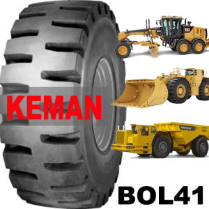 Mining Tyre Bol41 (23.5-25 26.5-25 29.5-29 33.5-33 33.25-35 37.5-33) pictures & photos