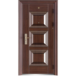 China Top Ten Selling Steel Security Doors