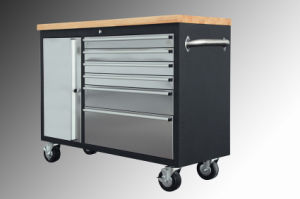 "48""Stainless Steel Rolling Tool Chest pictures & photos"