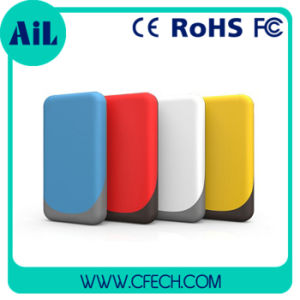 2015 Newest Hotselling Cheapest Colorful Gift 8000mAh Power Bank/Mobile Charger Made in China (P921)