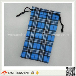 Hot Sales Custom Print Pouches Cloth Sunglass (DH-MC0593) pictures & photos