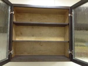 Maple Solid Wood Closets Cabinets