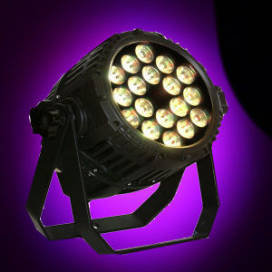 Competitive Price 18X10W Quad Wash LED Outodor Light