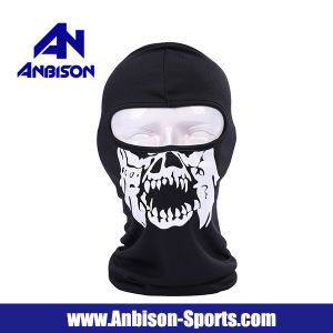 Anbison-Sports Balaclava Ghost Full Face Airsoft Mask Type 7 pictures & photos
