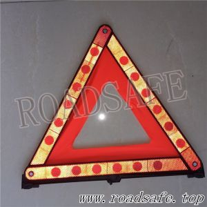 E27 Approved Competitive Price First Aid Auto Warning Triangle pictures & photos