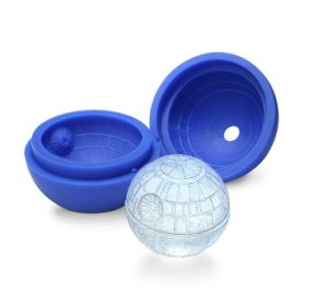 Death Star Wars Silicone Ice Tray