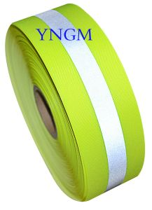 Reflective PVC Tape, Reflective Material for Safety Wear/Vest pictures & photos