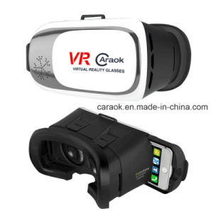 Vr Box Google Cardboard Virtual Reality Case 3D Vr Headset for Smart Phone