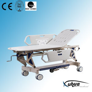 Manual Patient Transfer Stretcher (XH-I-1) pictures & photos