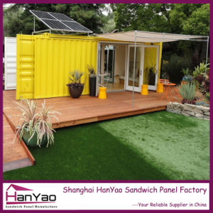 High Quality Customized Luxury Container Prefab House pictures & photos