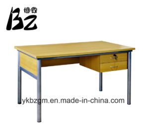 Double Student Desk and Chair (BZ-0084) pictures & photos