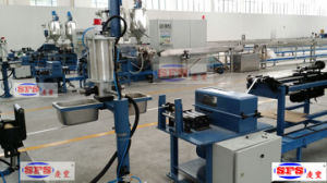 Optical Cable Sheathing Extrusion Line pictures & photos